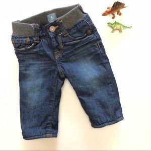 Baby Gap jeans size 0-3 months